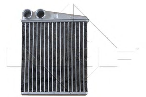 Теплообменник, отопление салона NRF арт. 54271