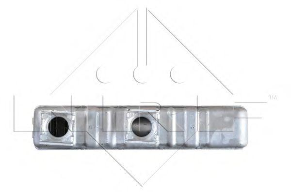 Теплообменник, отопление салона NRF арт. 54279