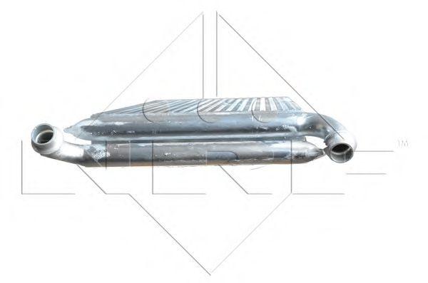 Радіатор пічки NRF 54293