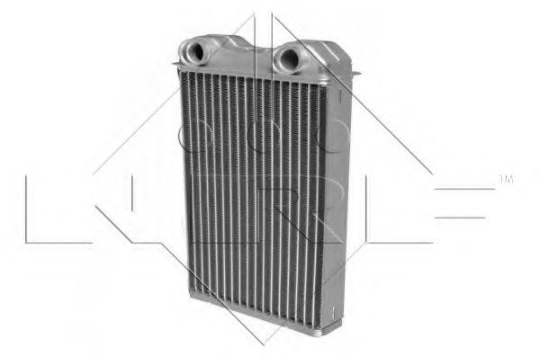 Теплообменник, отопление салона NRF арт. 54300