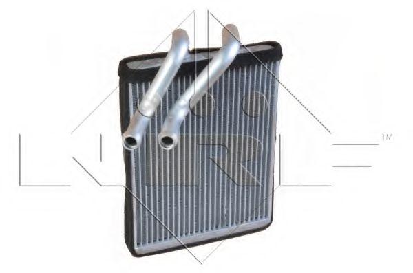 Теплообменник, отопление салона NRF арт. 54301