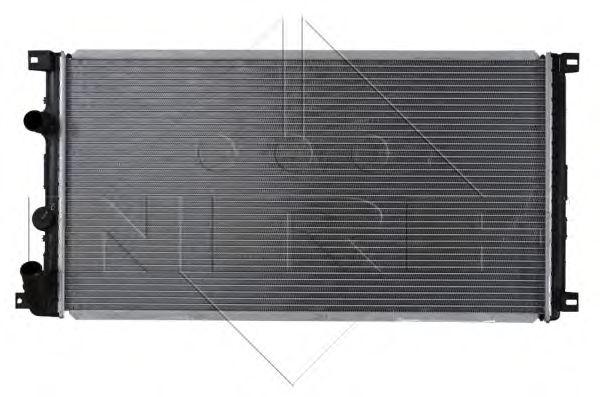 Радиатор, охлаждение двигателя NRF арт. 55350