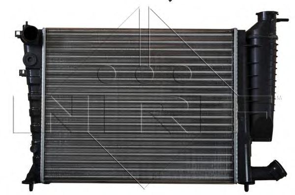Радиатор, охлаждение двигателя NRF арт. 58184