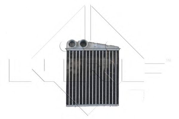 Теплообменник, отопление салона NRF арт. 58211