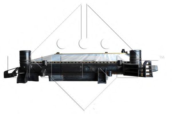 Радиатор, охлаждение двигателя NRF арт. 58240
