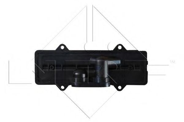 Радіатор пічки NRF 58255