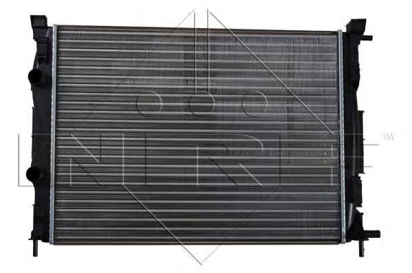 Радиатор, охлаждение двигателя NRF арт. 58327