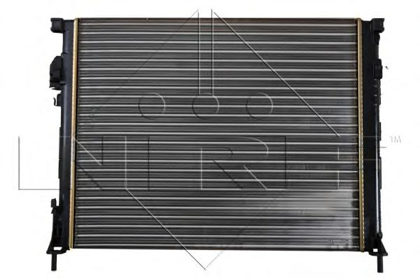 Радиатор, охлаждение двигателя NRF арт. 58333