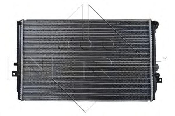 Радиатор, охлаждение двигателя NRF арт. 58334