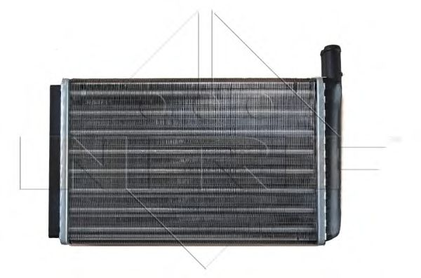 Теплообменник, отопление салона NRF арт. 58614