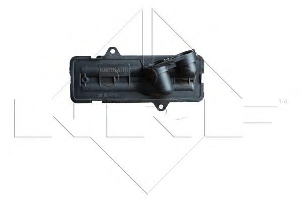 Радіатор пічки NRF 58629