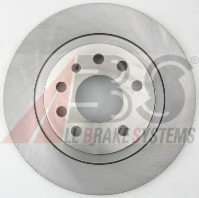 Тормозной диск ABS арт. 17369