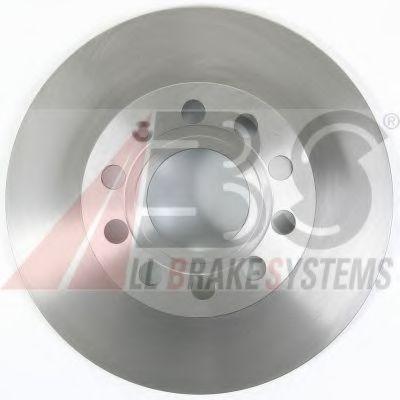 Тормозной диск ABS арт. 17547
