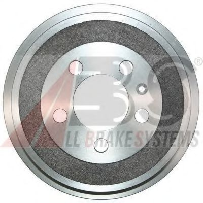 Тормозной барабан ABS арт. 2765S