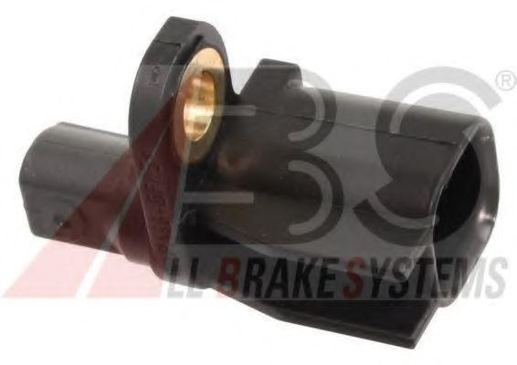 Датчик, частота вращения колеса ABS арт.