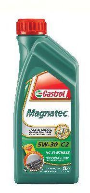 Масла моторные Моторное масло CASTROL Magnatec 5W-30 C2 (1л.)  арт. 50077