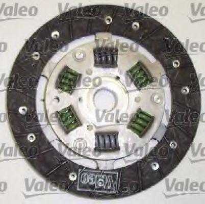 Комплект сцепления VALEO арт. 003433
