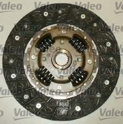 Комплект зчеплення Valeo 009236