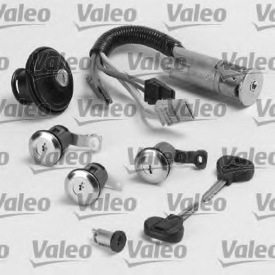 Комплект цилиндра замка VALEO арт. 252526