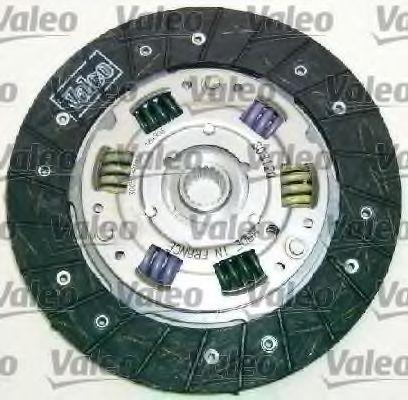 Комплект сцепления VALEO арт. 801258