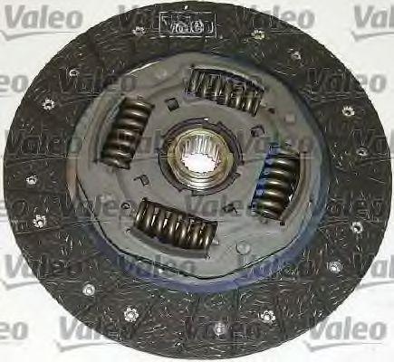 Комплект зчеплення Valeo 801831