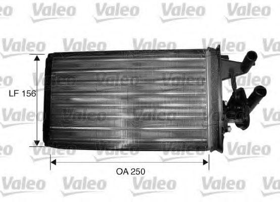 Теплообменник, отопление салона VALEO арт. 812156