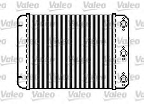 Теплообменник, отопление салона VALEO арт. 812304