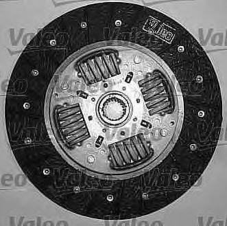 Комплект сцепления VALEO арт. 821216