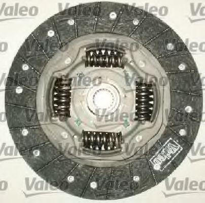 Комплект сцепления VALEO арт. 821357
