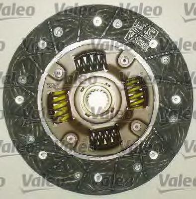 Сцепление Матиз 0.8 (комплект) Valeo VALEO арт. 821412