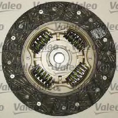 Комплект сцепления VALEO арт. 821415