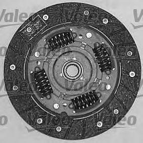 Комплект сцепления VALEO арт. 821458