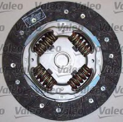 Комплект сцепления VALEO арт. 826339