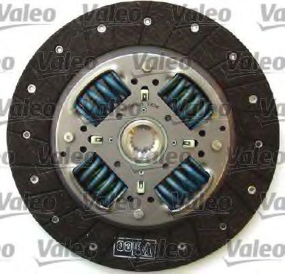 Комплект зчеплення Valeo 826634