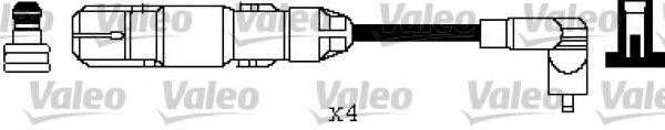 Комплект проводов зажигания VALEO арт.