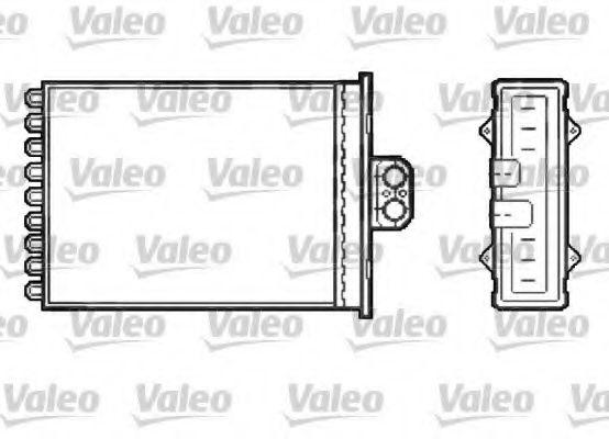 Теплообменник, отопление салона VALEO арт. 812388