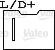 Генератор VALEO арт. 436148