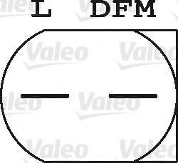 Генератор VALEO арт. 437444