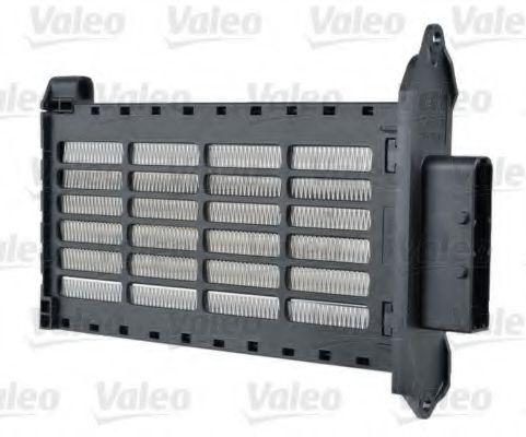 Теплообменник, отопление салона VALEO арт. 812426