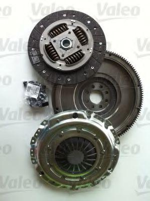 Комплект сцепления Valeo - 835028
