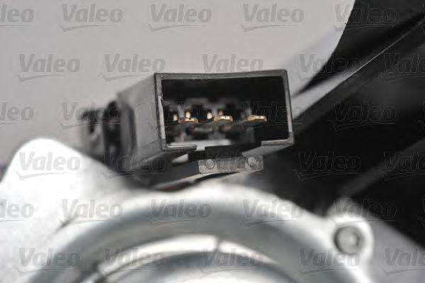 Двигатель стеклоочистителя VALEO арт. 404376