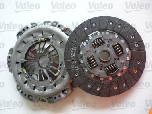 Комплект сцепления VALEO арт. 828067