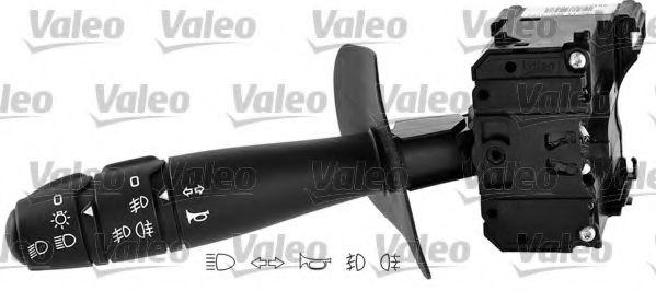 Выключатель на колонке рулевого управления VALEO арт. 251604