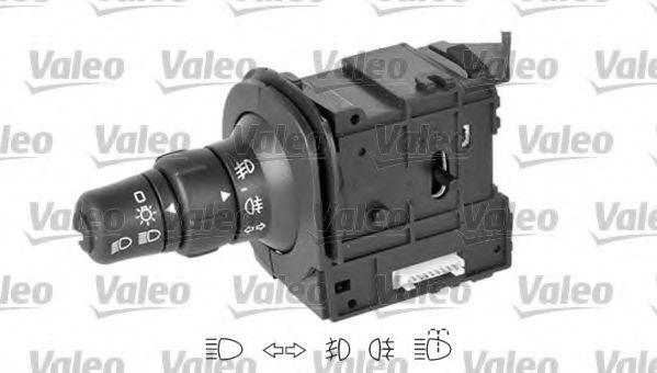 Выключатель на колонке рулевого управления VALEO арт. 251639