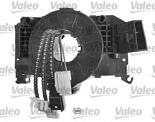 Витая пружина, подушка безопасности VALEO арт. 251647