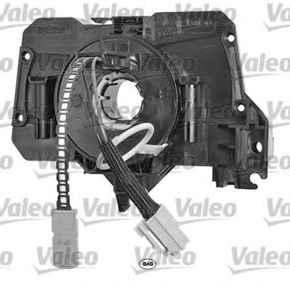 Витая пружина, подушка безопасности VALEO арт. 251648