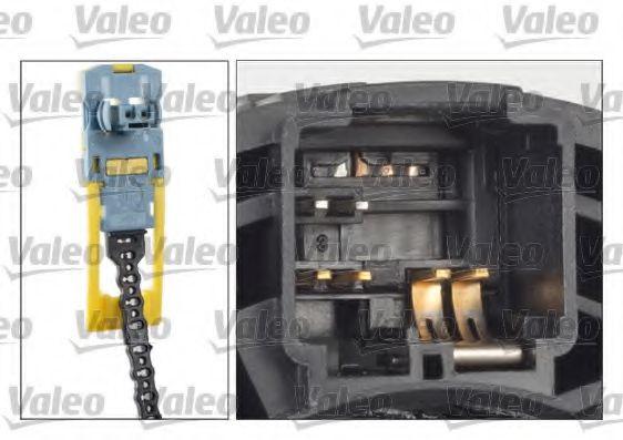Витая пружина, подушка безопасности VALEO арт. 251649