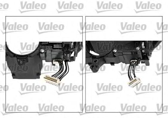 Выключатель на колонке рулевого управления VALEO арт. 251669