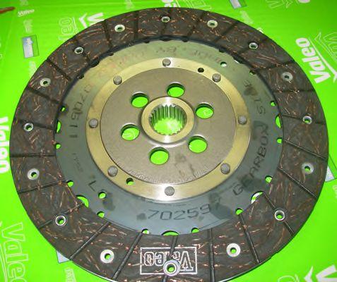 Комплект сцепления VALEO арт. 826713