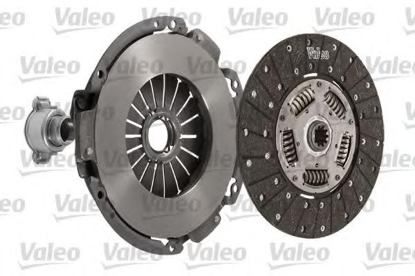 Комплект сцепления VALEO арт. 827161